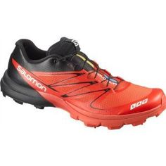 fe18b3b40f717 Amazon.com: Salomon S-Lab Sense 3 Ultra SG Shoe Racing Red / Black / White  7: Shoes. Fell RunningTrail ...