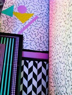 82 80s Geometric Art Ideas Geometric Art Geometric 80s Design