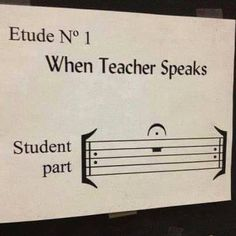 The most important etude!