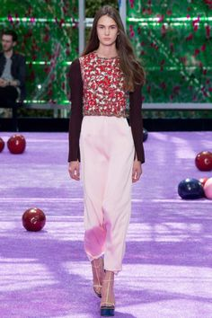 Christian Dior Fall 2015 Couture – collection