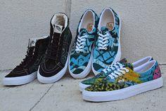#Vans x #Della collection #sneakers