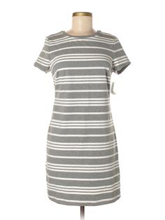 feff019a2e5 Old Navy Casual Dress  Size 8.00 Gray Women s Dresses - New With Tags -   28.99