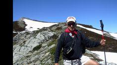 Miguel Montañeru de Alta Montaña el Solitariu en Vegarada