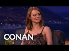 ▶ Emma Stone Is Obsessed With K-Pop - CONAN on TBS - YouTube