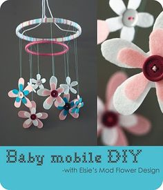 Baby Mobile DIY