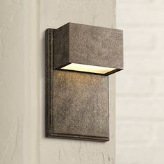 Modern Outdoor Wall Lighting - Page 2 Outdoor Wall Light Fixtures, Modern Outdoor Wall Lighting, Backyard Lighting, Outdoor Sconces, Porch Lighting, Exterior Lighting, Outdoor Lamps, Lighting Design, Lighting Ideas