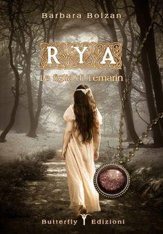 PREVENDITA - Rya - la figlia di Temarin