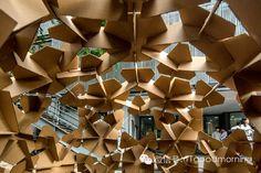 LA|看看大师的节奏,同济大学建造节, 震撼了!