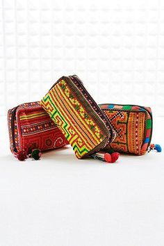 Tapestry Cosmetic Case - Urban Outfitters (20) Cosmetic Case, Urban Outfitters, Pencil