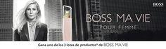 Concurso Boss Ma Vie