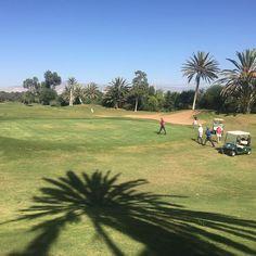 Golf in morocco #golf #holidays #instagood #mygolf #mylife #thegolfstagram #travel #golfbroadcaster #green #golfcourse #trip #golfpride #golfstagram #golfitaly #happy #holiday