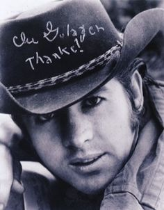 This photo is worthy of Tiger Beat! Clu Gulager as Billy the Kid (The Tall Man) TV western 1960-1962