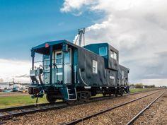 Great Western Railway caboose