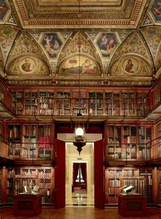 Morgan Library in NYC