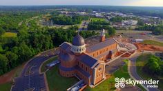 Holy Name Of Jesus Cathedral - Raleigh NC Drone Footage We shot this Aerial footage of the brand new Holy Name Of Jesus Cathedral built by the Catholic Diocese of Raleigh. Visit http://ift.tt/2pat21G for more examples of our Aerial Photography and Videography today! Skyrender Media 216 Haywood Ln. Clayton NC 27527 919-336-0226 Aerial Photography and Drone Videography can be used for many purposes including but not limited to: Real Estate Marketing Weddings Special Events Sporting Events…