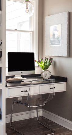 Dormer desk
