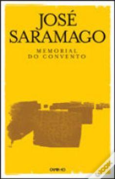 Memorial do Convento, José Saramago - WOOK