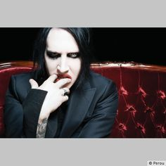 Marilyn Manson-The Most Controversial Musician in History