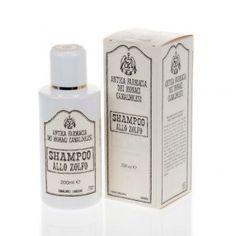 Champú de Azufre (200 ml) | venta online en HOLYART