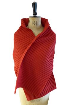 NEW Unisex scarf - Red For anyone who likes a longer length scarf