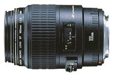 Amazing lens for food, bugs, water, eyes and portraits, my new Canon EF 100mm f/2.8 Macro This one doesn't have the IS