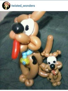 Scooby doo balloon animal. #Scooby doo balloon animal #Scooby doo balloon sculpture #Scooby doo balloon art #Scooby doo balloon twist #Scooby doo