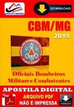 Apostila Digital Concurso Bombeiro MG Oficial Bombeiro Militar CFO 2015