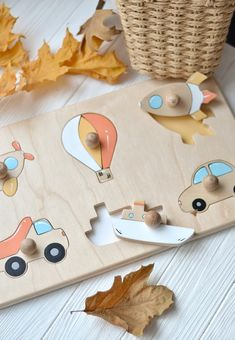 The information below will teach you how to bring home the best toys and get them at a great price. Wooden Baby Toys, Wood Toys, Educational Toys For Kids, Kids Toys, Wooden Toys For Toddlers, Learning Toys, Toddler Activity Board, Shape Puzzles, Stacking Toys