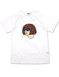 Yazbukey 'Anna' Embroidery T-Shirt