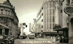 Zaragoza y Morelos, Monterrey, Nuevo León, México.