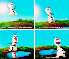 Frozen, a must see movie