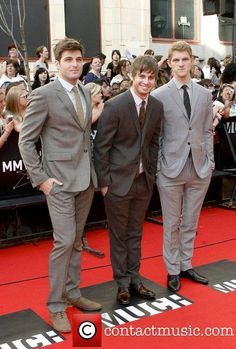 Foster the People. Who would thought they would be so cute?!