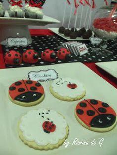 Eventos Romina de G: Vaquitas de San Antonio / Ladybugs Party