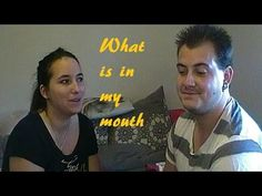 What is in my mouth - YouTube