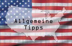 USA - allgemeine Tipps Us Travel, Travel Advice, Traveling