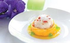 Cách làm món xôi xoài Thái Lan nước cốt dừa vừa học lóm được bên Thái