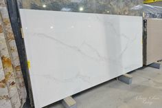 Kitchen Countertops - Marble and Look-alike Alternatives — Classy Glam Living Outdoor Kitchen Countertops, Kitchen Countertop Materials, Marble Countertops, Porcelain Countertops, Super White Granite, Outdoor Kitchen Design, Kitchen Designs, Kitchen Ideas, New Kitchen