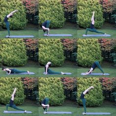 How To Do : A Sun Salutation