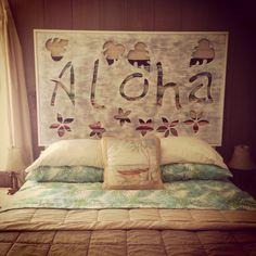 Finding my aloha.