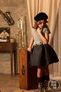 Look de Barcarola | MOMOLO Street Style Kids :: La primera red social de Moda Infantil Internacional