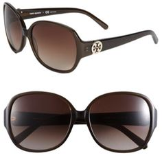 Tori Burch sunglasses.