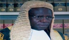 """A Nigerian Supreme Court justice, Kumai Bayang Akaahs, has urged the Nigerian federal government to make greater use of the plea bargain concept in the ongoing war against corruption. Speaking on the prevalence of court cases, following the ongoing war on corruption, Mr. Aka'ahs said Nigerian government should focus more on ensuring that monies embezzled by public officials are returned. """"It will help our economy if they return what they have stolen. We can tell them to go and sin no more."""""""