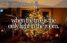 I love Christmas!