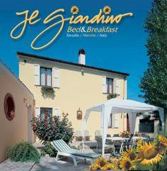 B&B Il Giardino Tavullia   Presente su www.BedAndBreakfastItalia.com #BnBItalia #BnBMarche #BnB #BedAndBreakfast #BeB #BeBItalia #BeBMarche