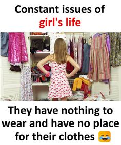Funny but true. biggest problem of life girl attitude, girly attitude quotes, girly quotes, weird facts Funny School Jokes, Some Funny Jokes, Funny Memes About Girls, Crazy Funny Memes, Girly Attitude Quotes, Girl Attitude, Girly Quotes, Crazy Girl Quotes, Crazy Girls