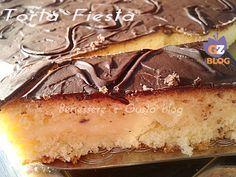 Torta Fiesta, dolce al cioccolato, dolce per la prima colazione, ricetta per bambini, crema pasticcera, panna, kinder fiesta all'arancia, pan di spagna,