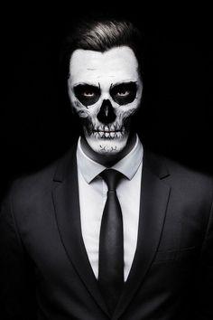 Maquillage Halloween homme - 23 idées originales pour réussir le déguisement parfait