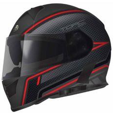Torc T14B Blinc Loaded Scramble Mako Full Face Helmet