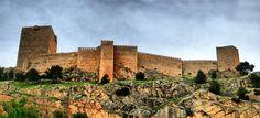 Spain - Castillo de Santa Catalina, Jaen