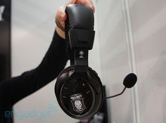 Official Black Ops II gaming headsets unveiled by Turtle Beach, coming 'weeks' ahead of game release (hands-on)